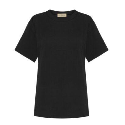 tshirt czarny przód