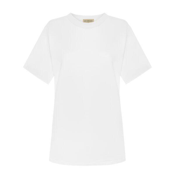 tshirt biały przód