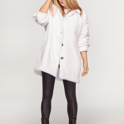 kurtka 1 biała