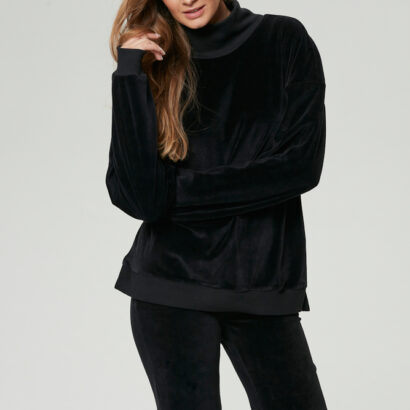 dres czarny