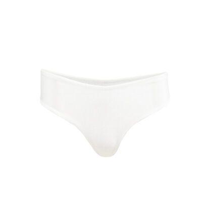 dół od bikini 1 biały przód