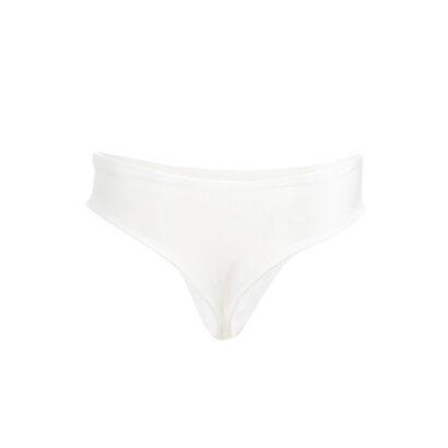 dół od bikini 11 biały tył