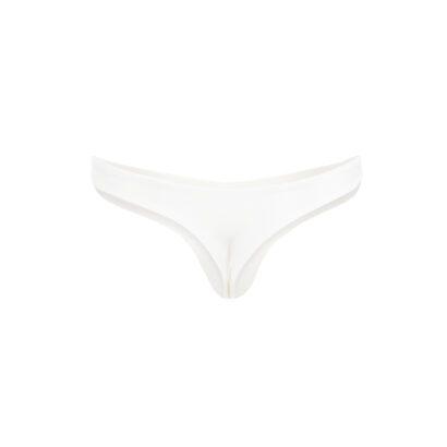 dół od bikini 12 biały tył