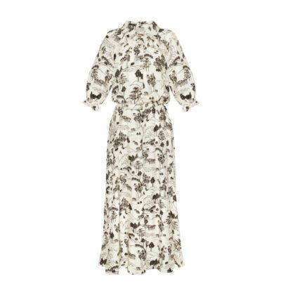 sukienka 1 długa rozpinana przód