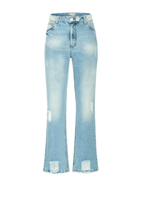 jeansy 2 przód