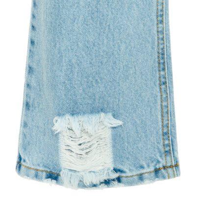 jeansy 2 detal nogawka