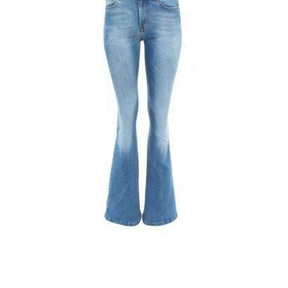 jeansy 3 przód