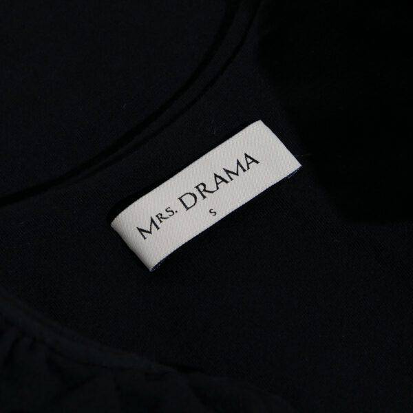 sukienka 4 czarna metka