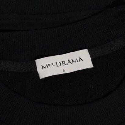bluza ze spódnicą czarna metka