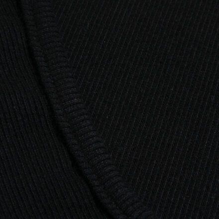 koszulka czarna detal