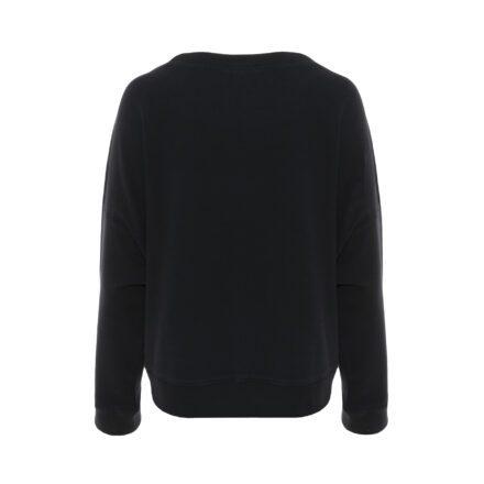 dres 4 czarny bluza tył