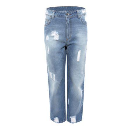 jeansy 4 przód