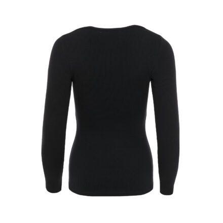 koszulka czarna tył
