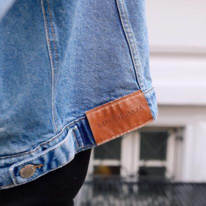 kurtka jeansowa 2 detal