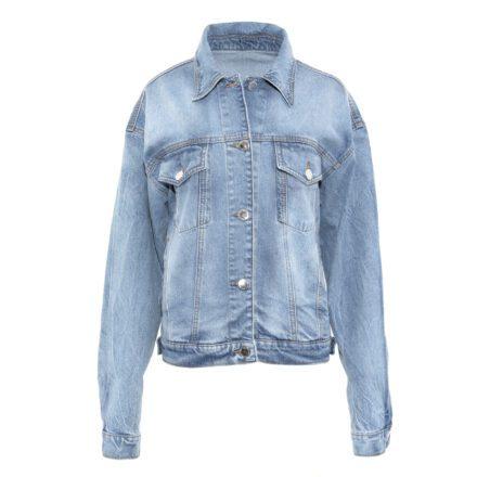 kurtka jeansowa 2 przód