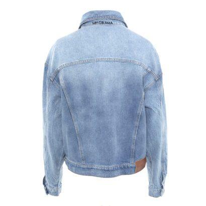 kurtka jeansowa 2 tył