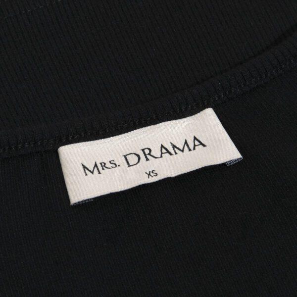 sukienka czarna metka